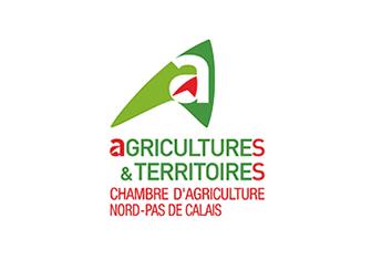 Logo de la Chambre d'Agriculture du Nor-Pas de Calais