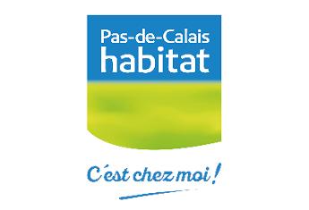 Logo du Pas de Calais Habitat