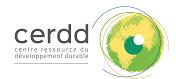 logo vert et jaune représentant le CERDD