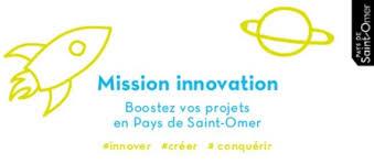 Titre et représentation de l'innovation (fusée)